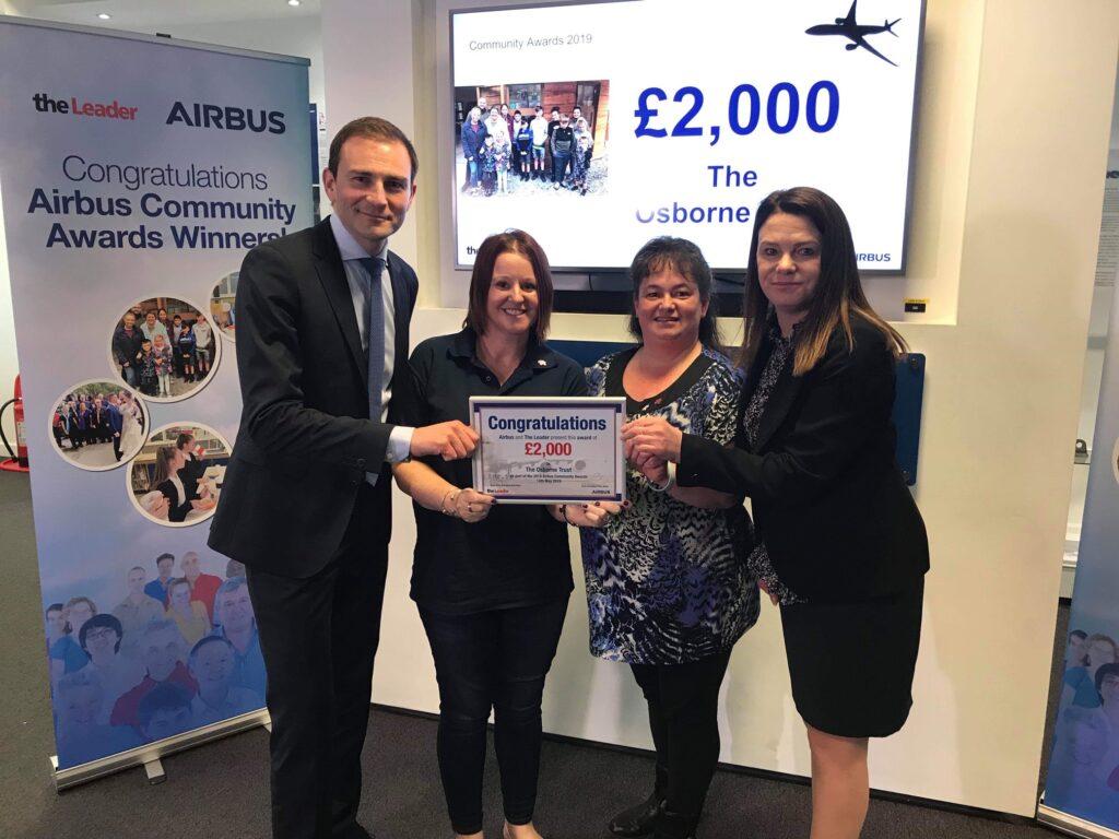 Airbus Community Award